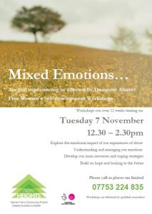 Click here to view the Mixed Emotions workshop poster