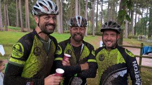 Chase the Cake - mud men