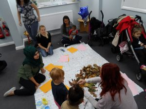 Buttercups and Daisies parent and toddler group