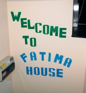 Welcome to Fatima House