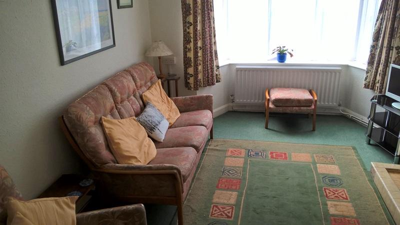 Sophia House living room