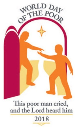 World Day of the Poor 2018