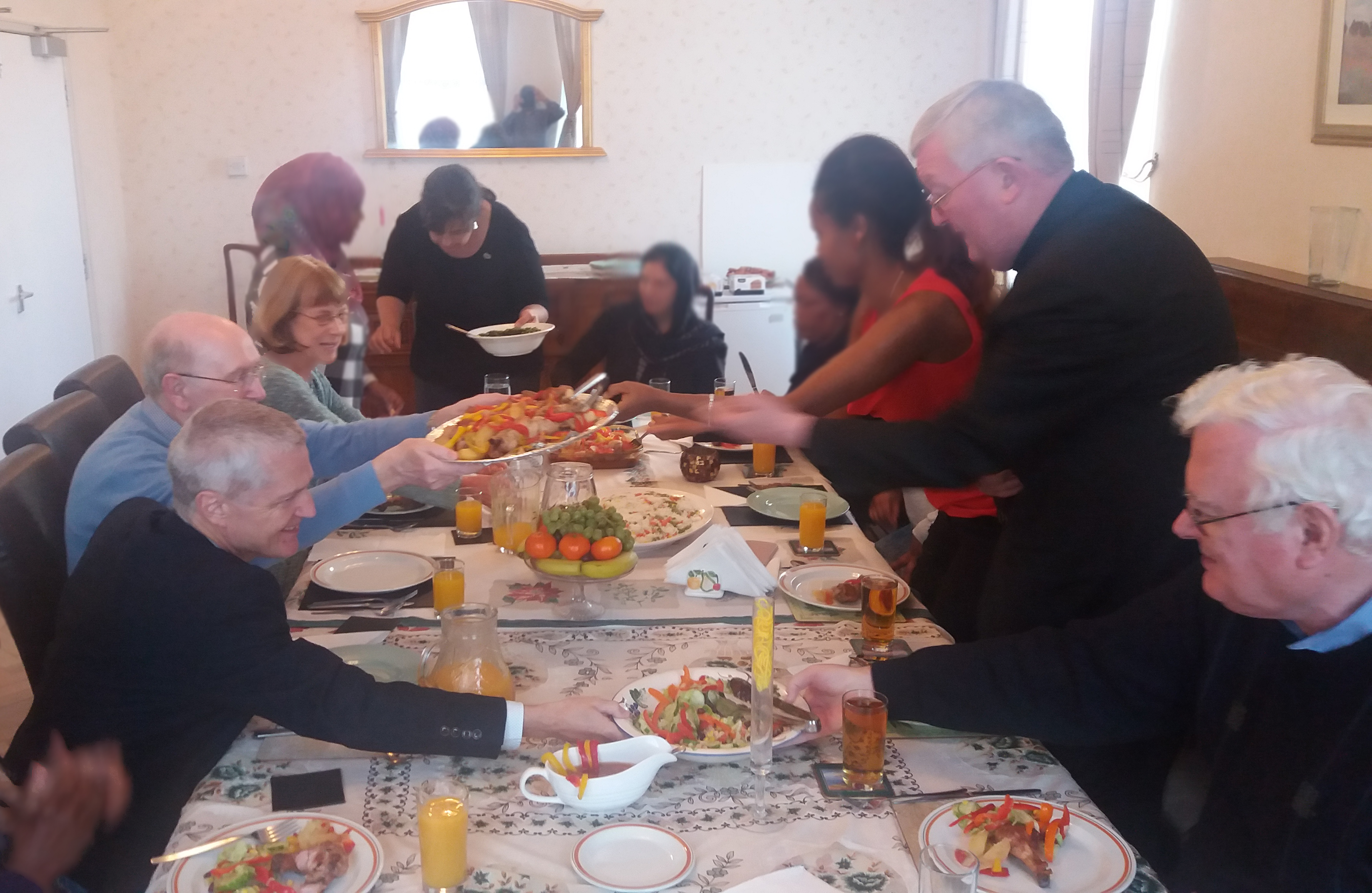 Fatima House is one of the projects the Caritas network helped set up