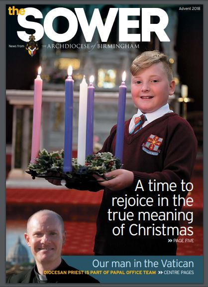 New diocesan magazine, The Sower